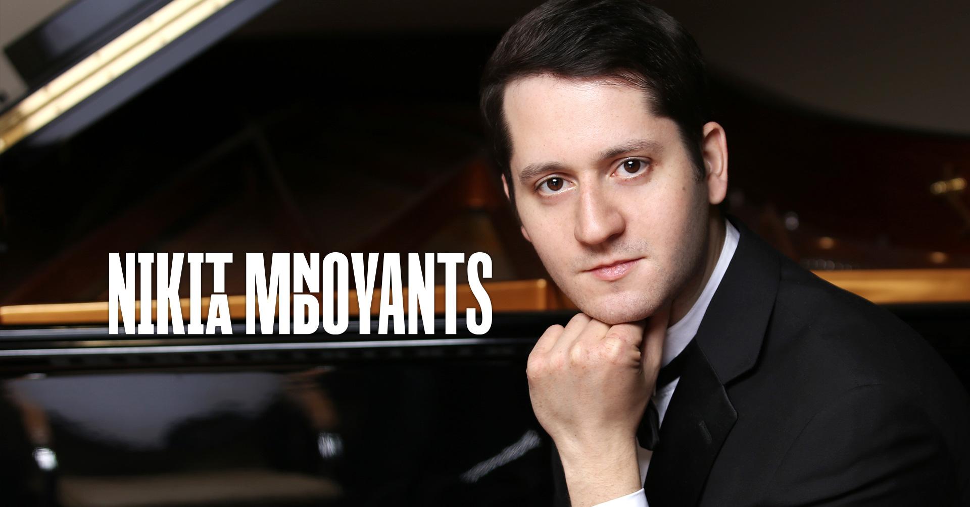 Nikita Mndoyants [Gilmore Rising Stars Piano Recital]