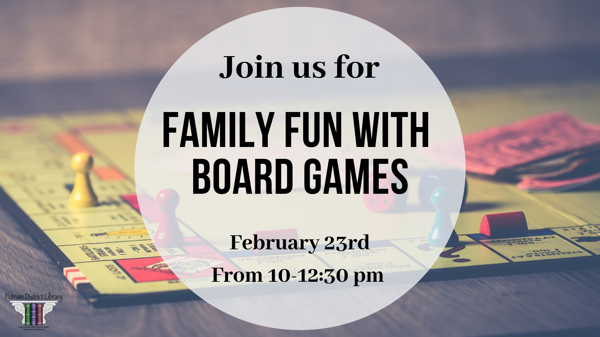 Family Fun With Board Games
