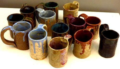 3-Day Clay Mug Workshop - Class 2