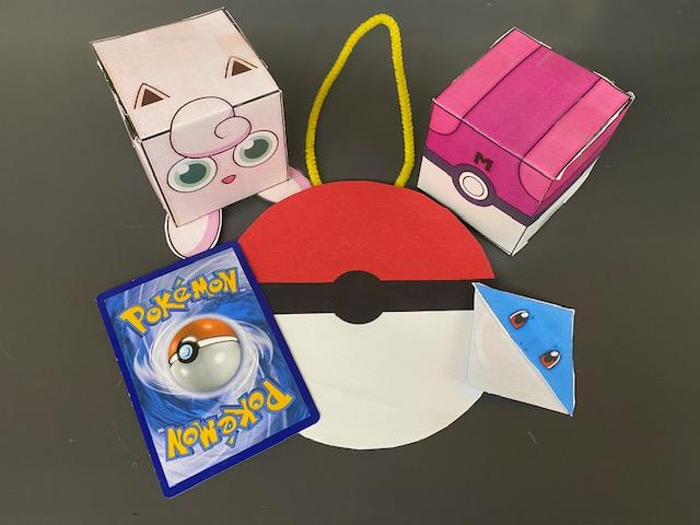 Pokémon Craft & Card