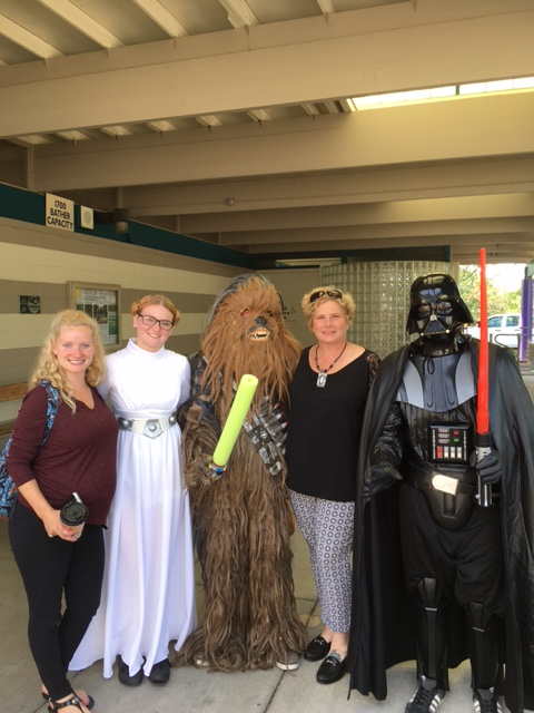 Wookie Wednesday