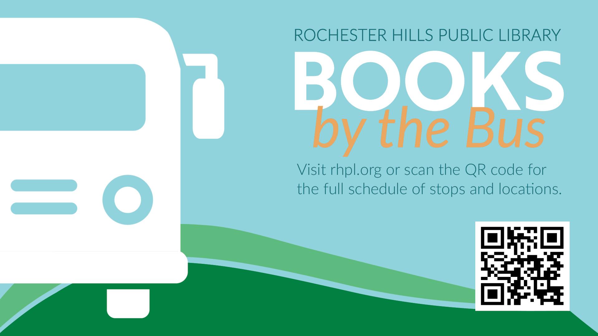 Books by the Bus @ Borden Park