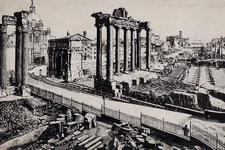 SMART TOWNS: The Fall of Rome