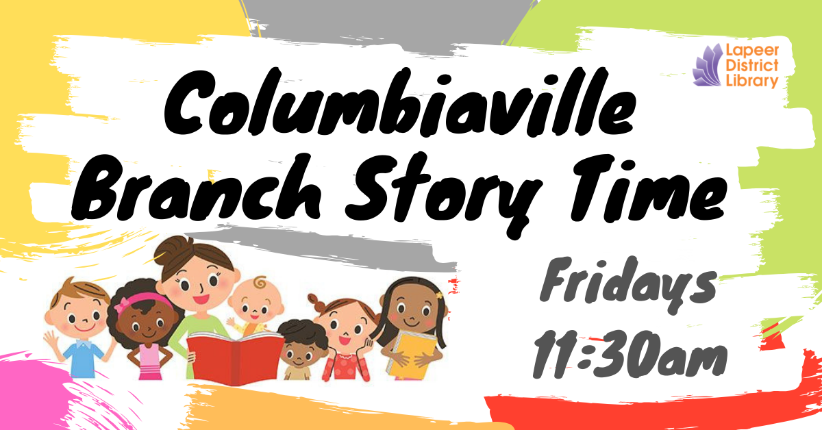 Story Time! - Columbiaville