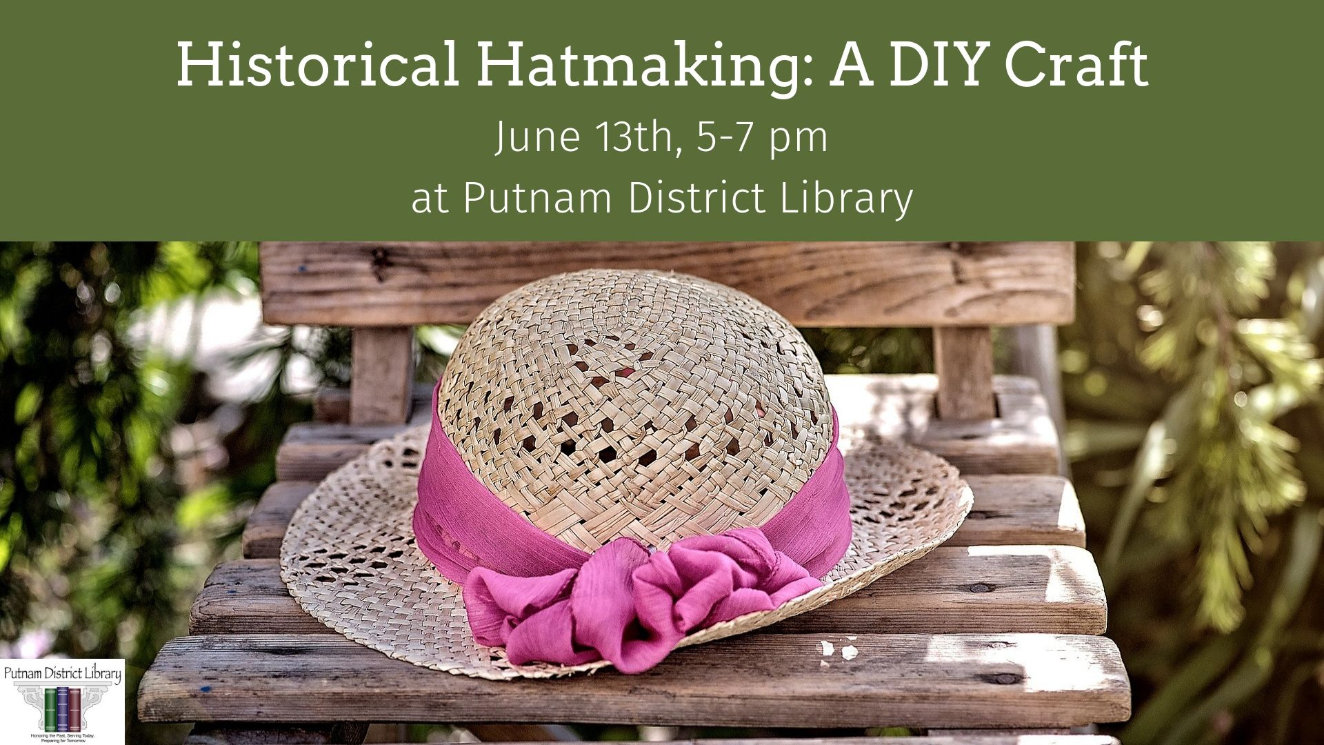 Historical Hatmaking: A DIY Craft