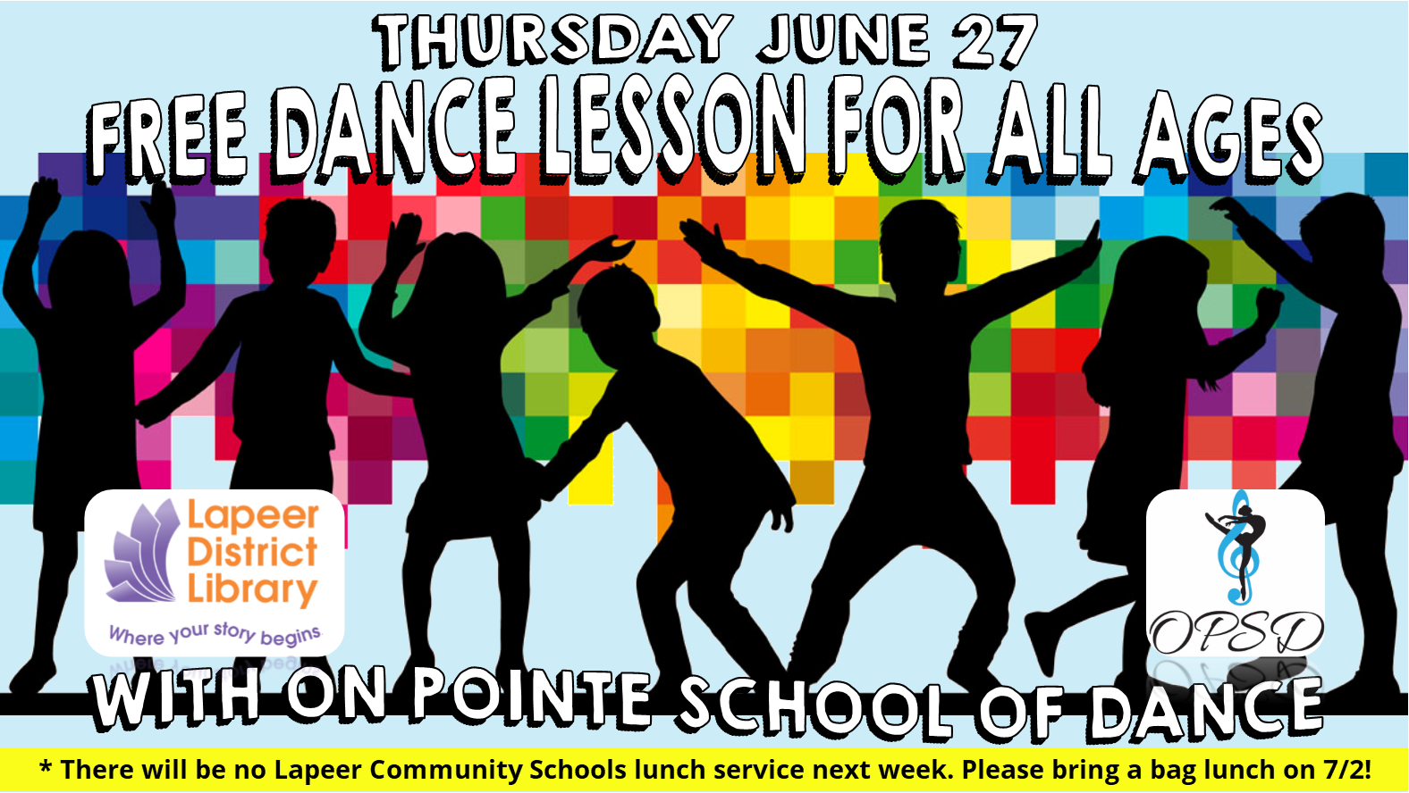 Dance Lesson with On Pointe School of Dance