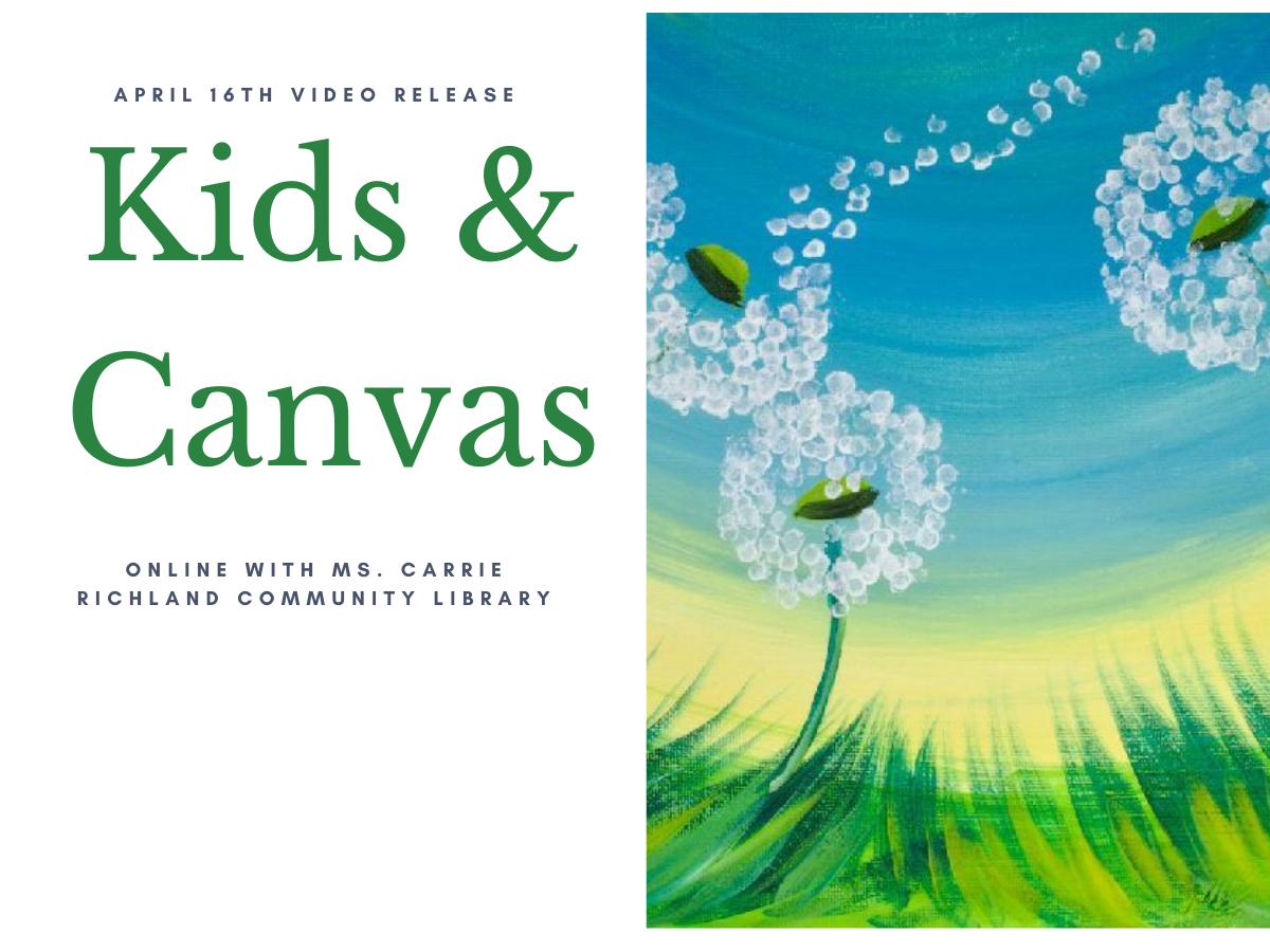 Kids & Canvas Online