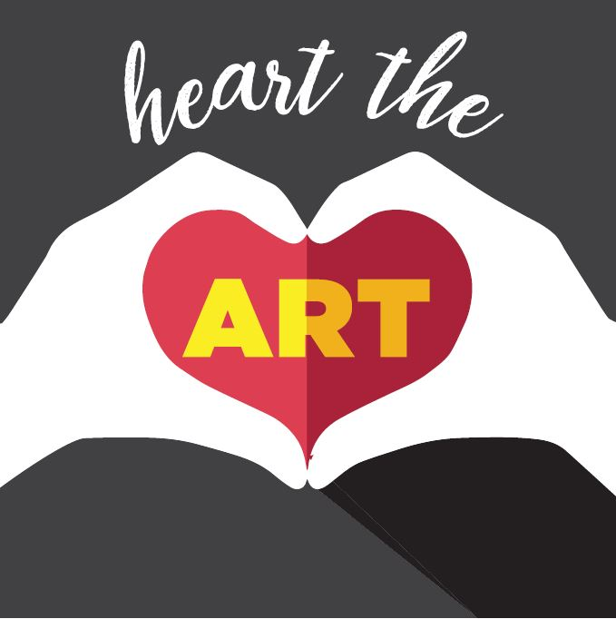 Heart the Art: A Public Art Benefit