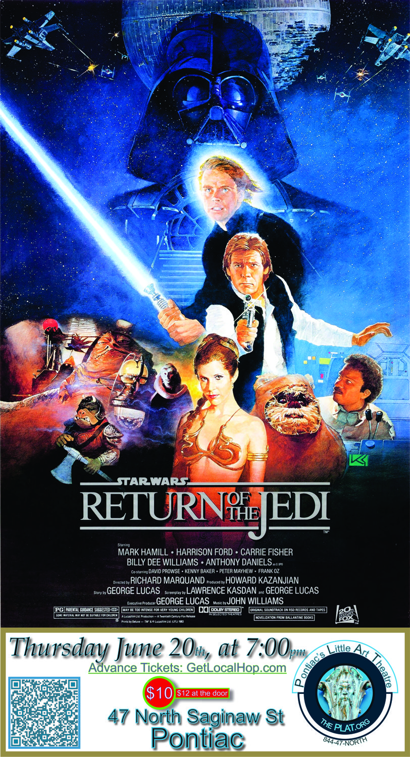 Star Wars Vl: Return of the Jedi