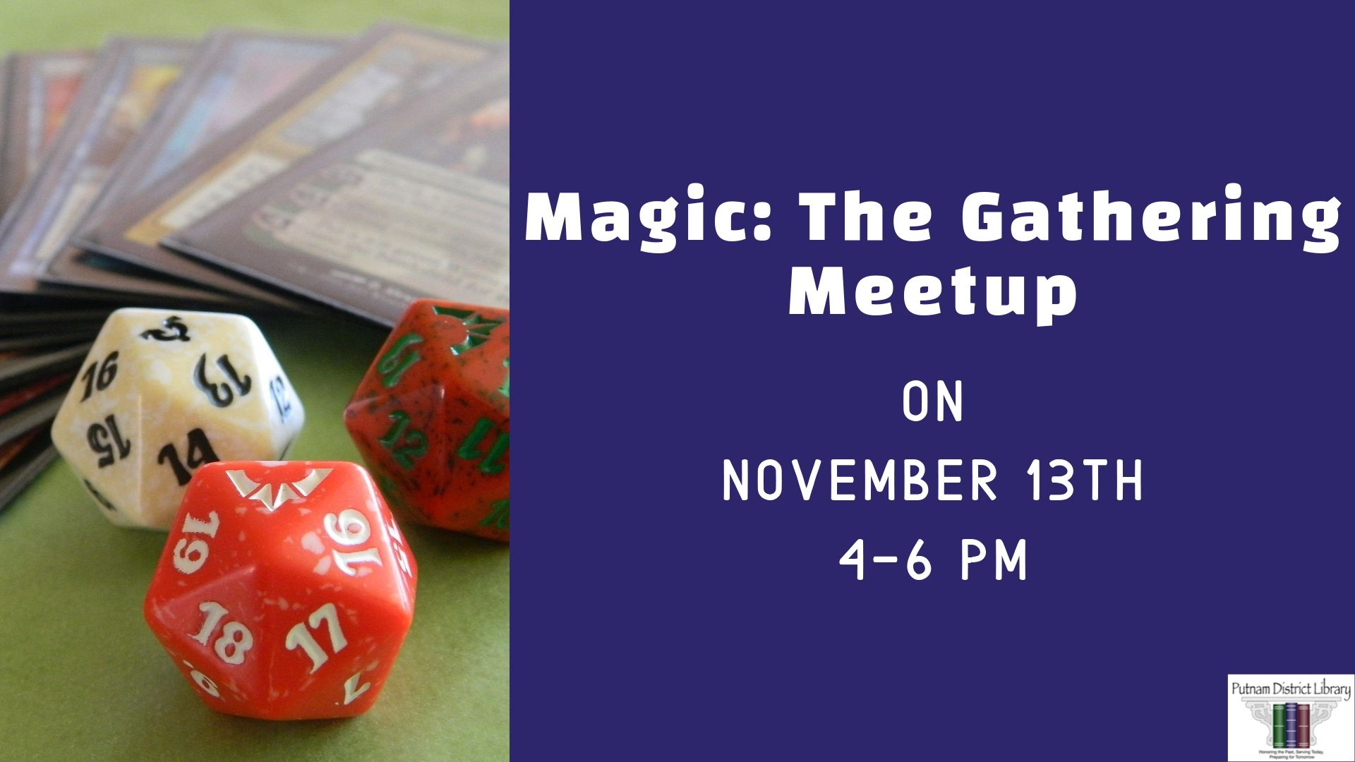 Magic: The Gathering Meetup