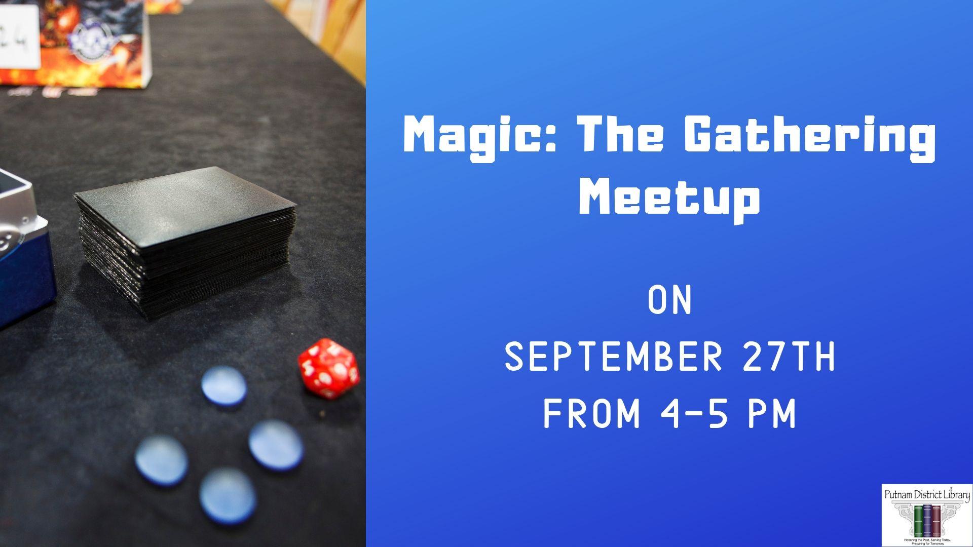 Magic: The Gathering Meetup