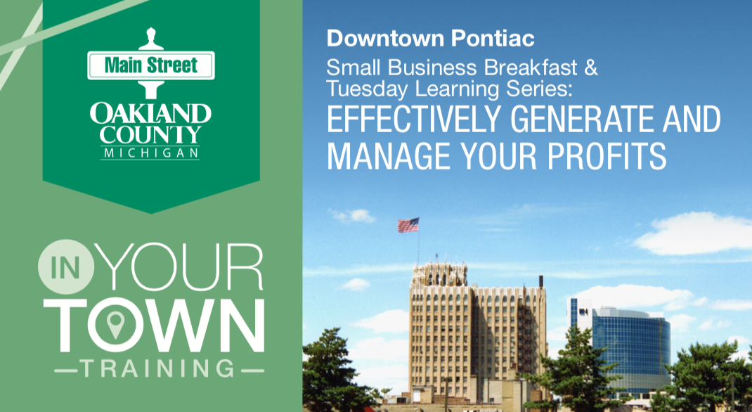 In Your Town Training - MSOC Social Media For Business Growth