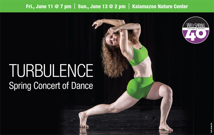 TURBULENCE: Spring Concert of Dance