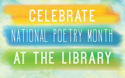 Poetry Month Take & Makes