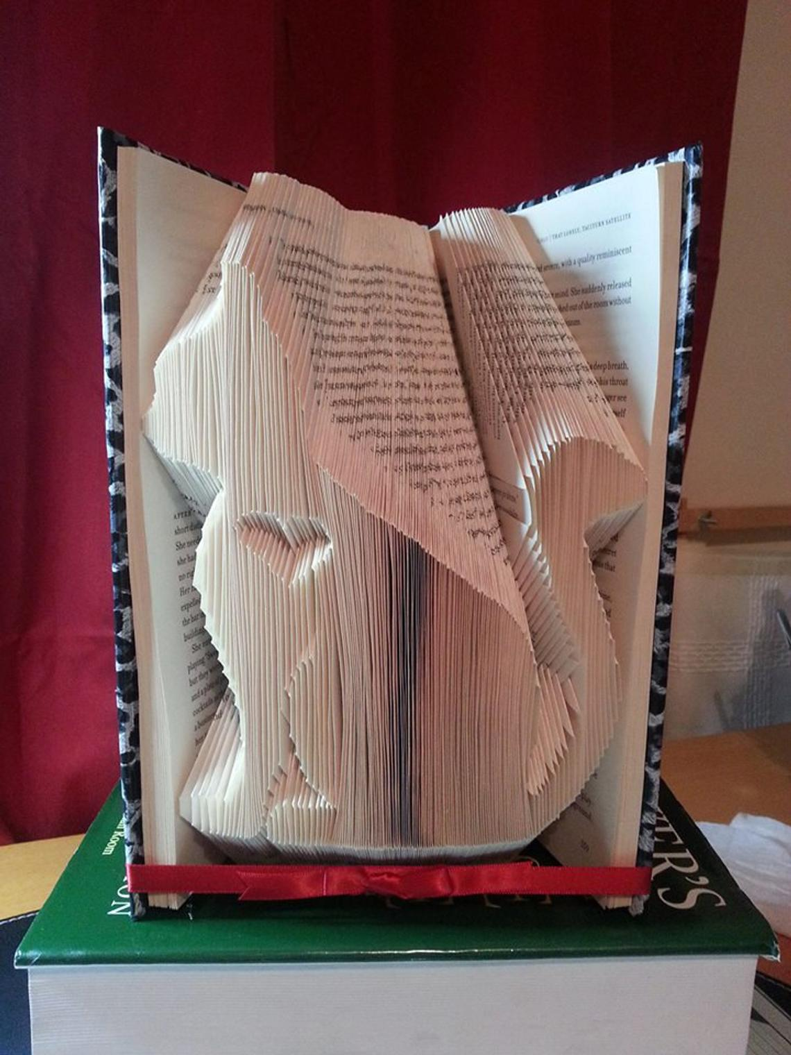 Teen Craft-To-Go: Folded Book Animals