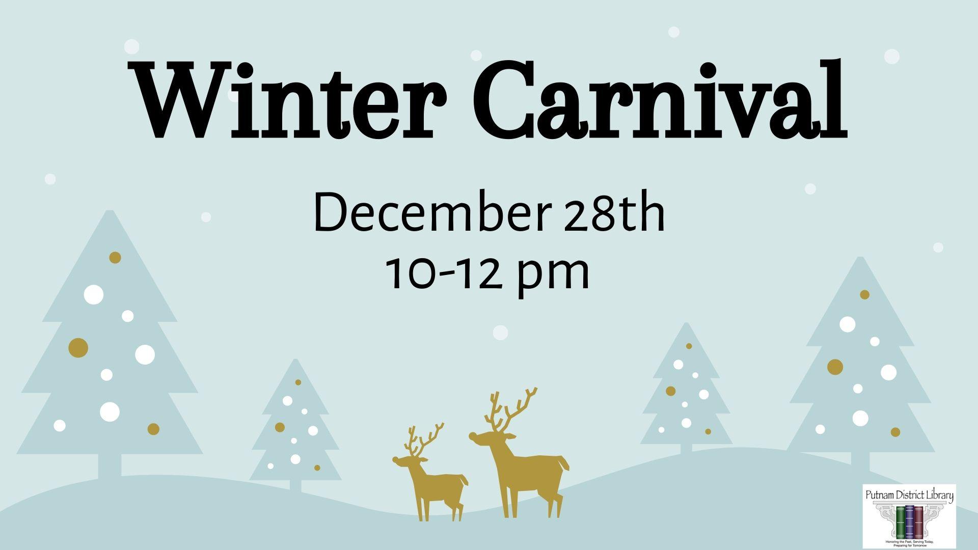 Kids' Winter Carnival