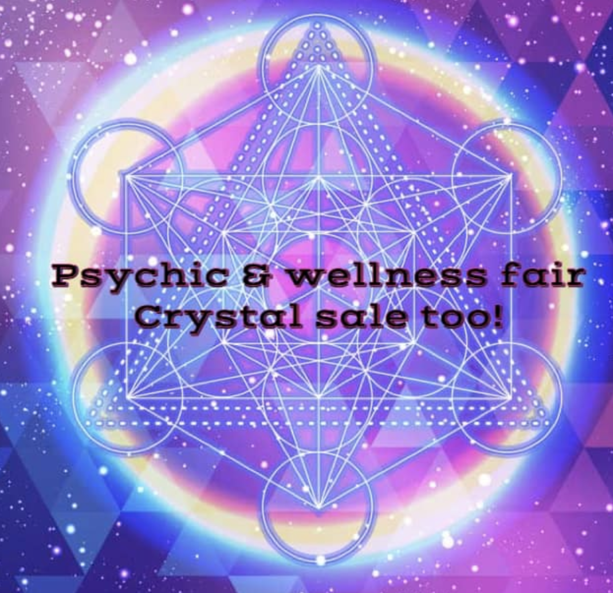 Psychic and Wellness Fair w/ Pop-up Crystal Shop