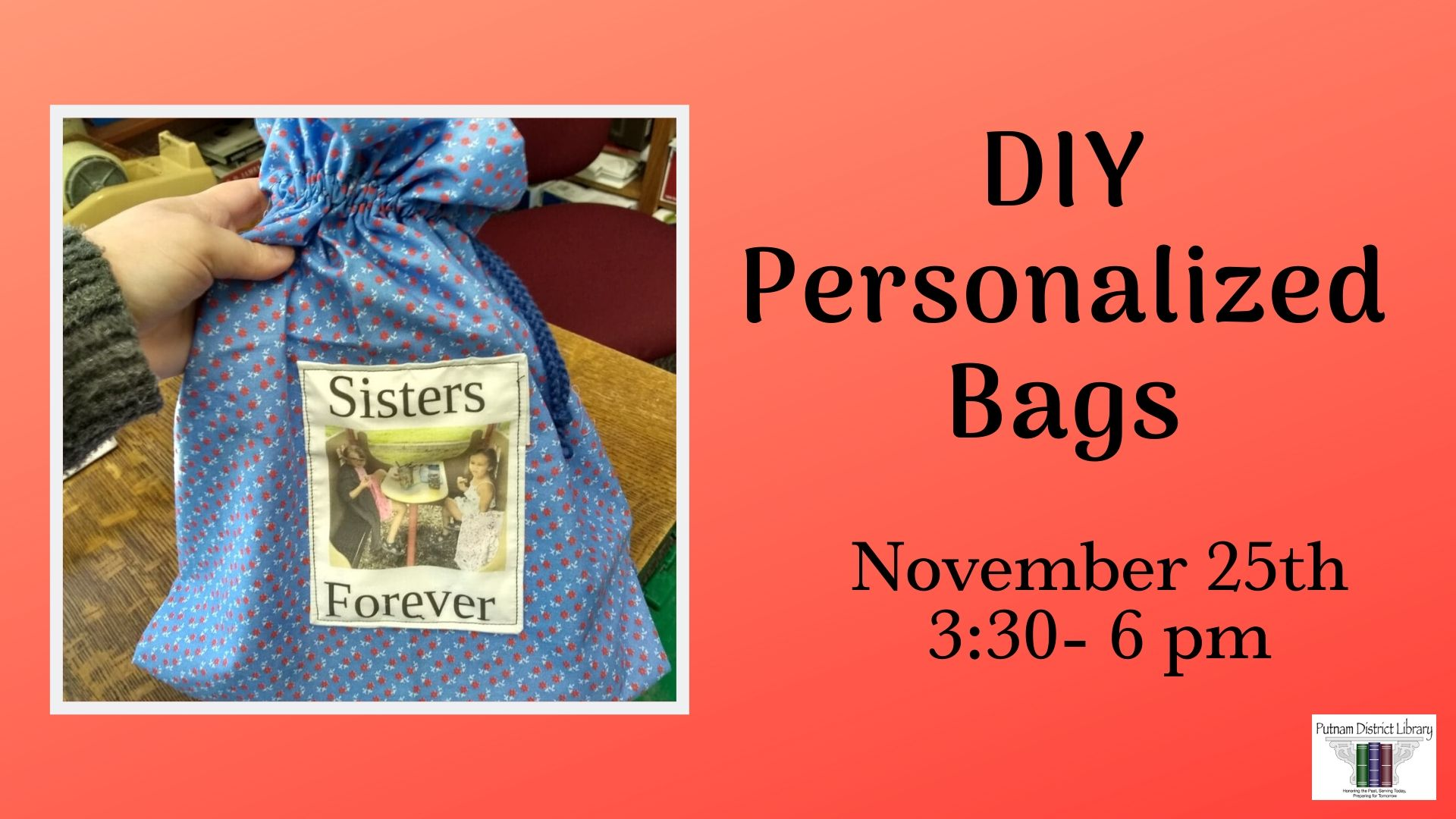DIY Personlized Bags