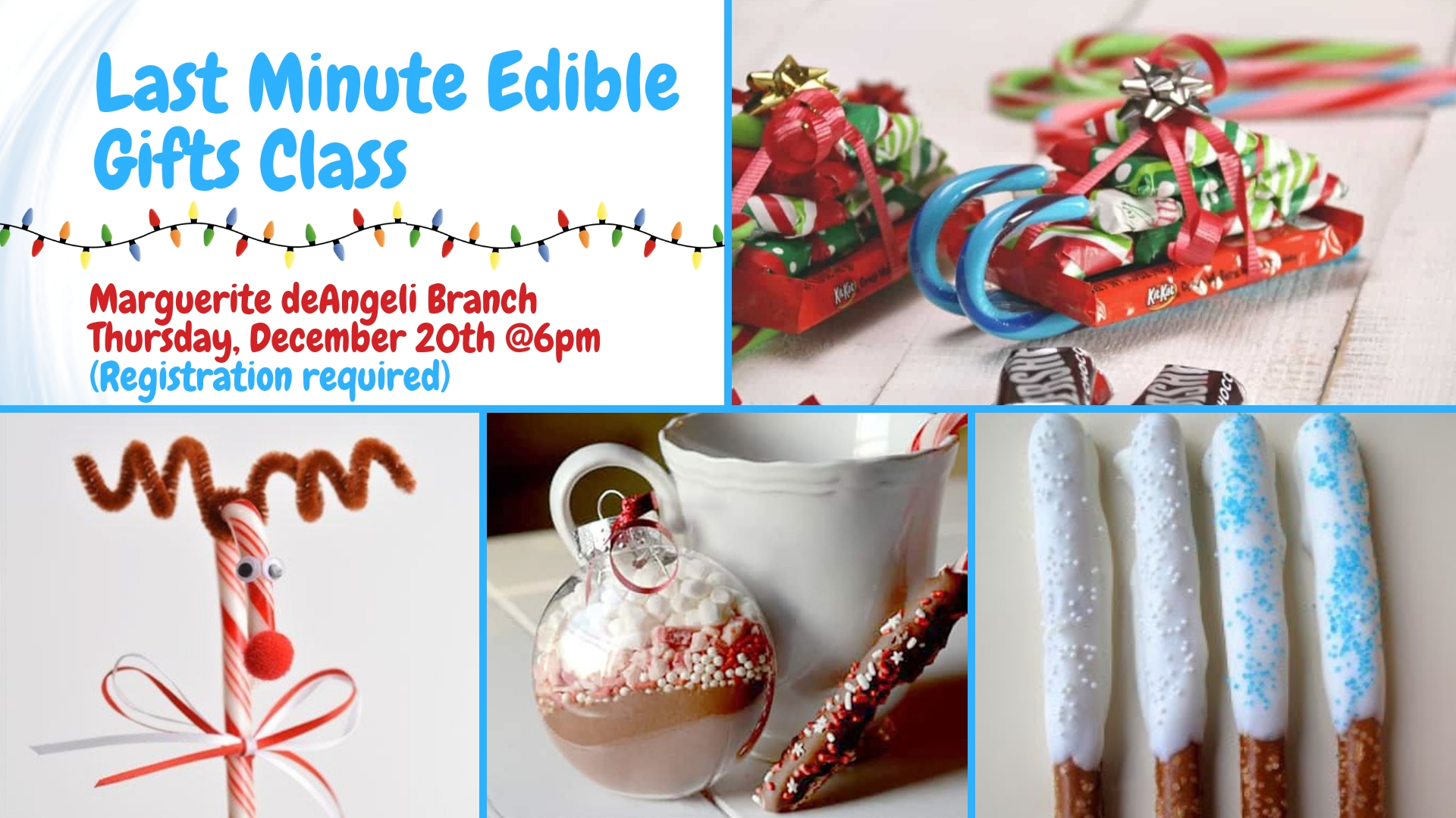 Edible Gifts Class