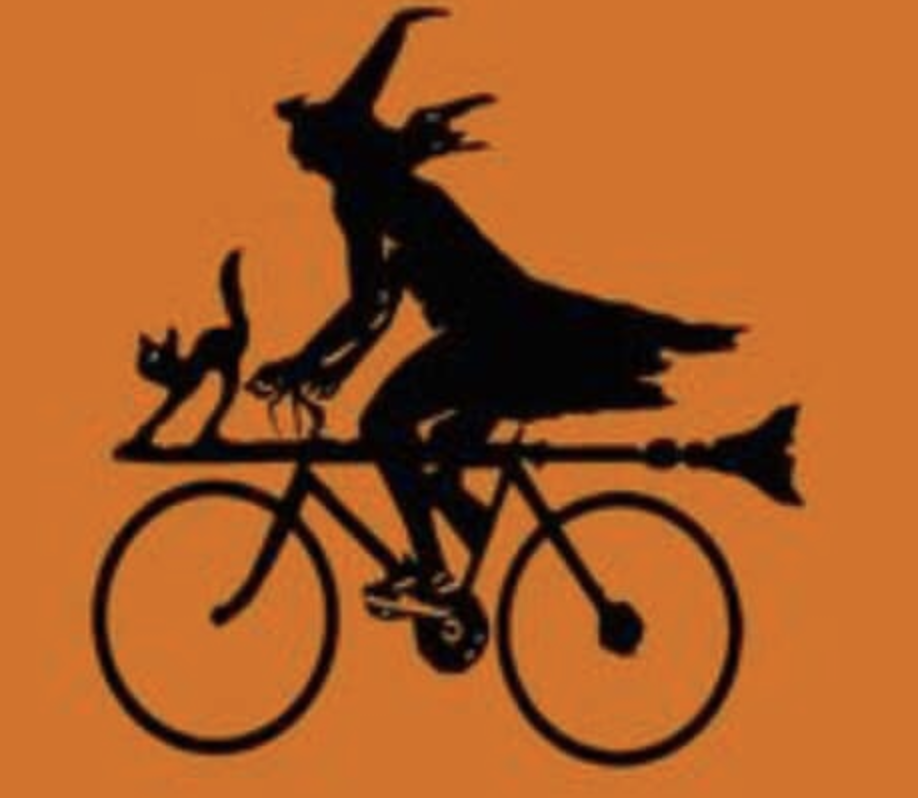 Spooky Costume Ride - Pontiac Fast Cat