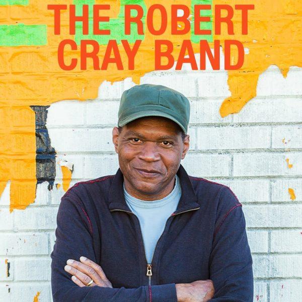 Robert Cray Band WSG Blue Veins