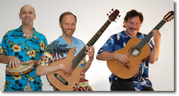 Jazz and Blues @ Your Library Live Concert with The Sounds of Brazil from Brazil and Beyond