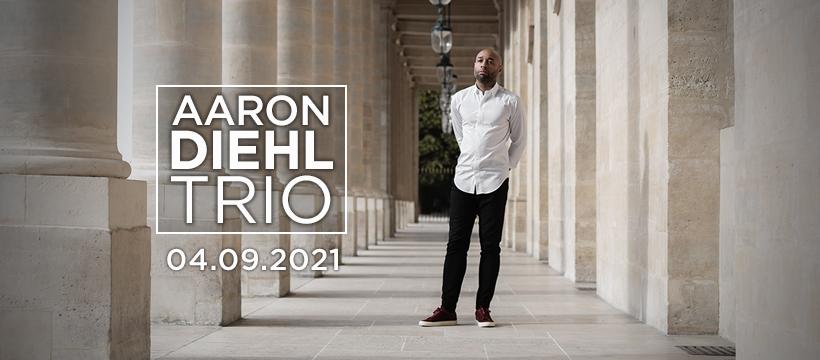 Aaron Diehl Trio   Jazz Club Live Stream Event