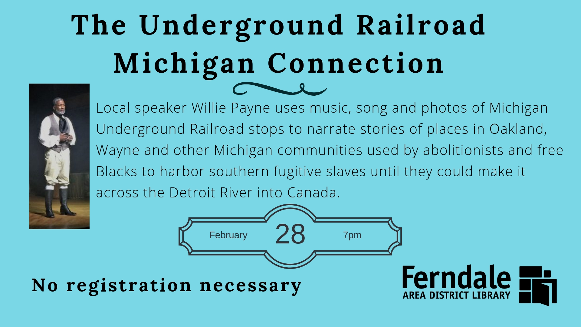 The Underground Railroad: The Michigan Connection