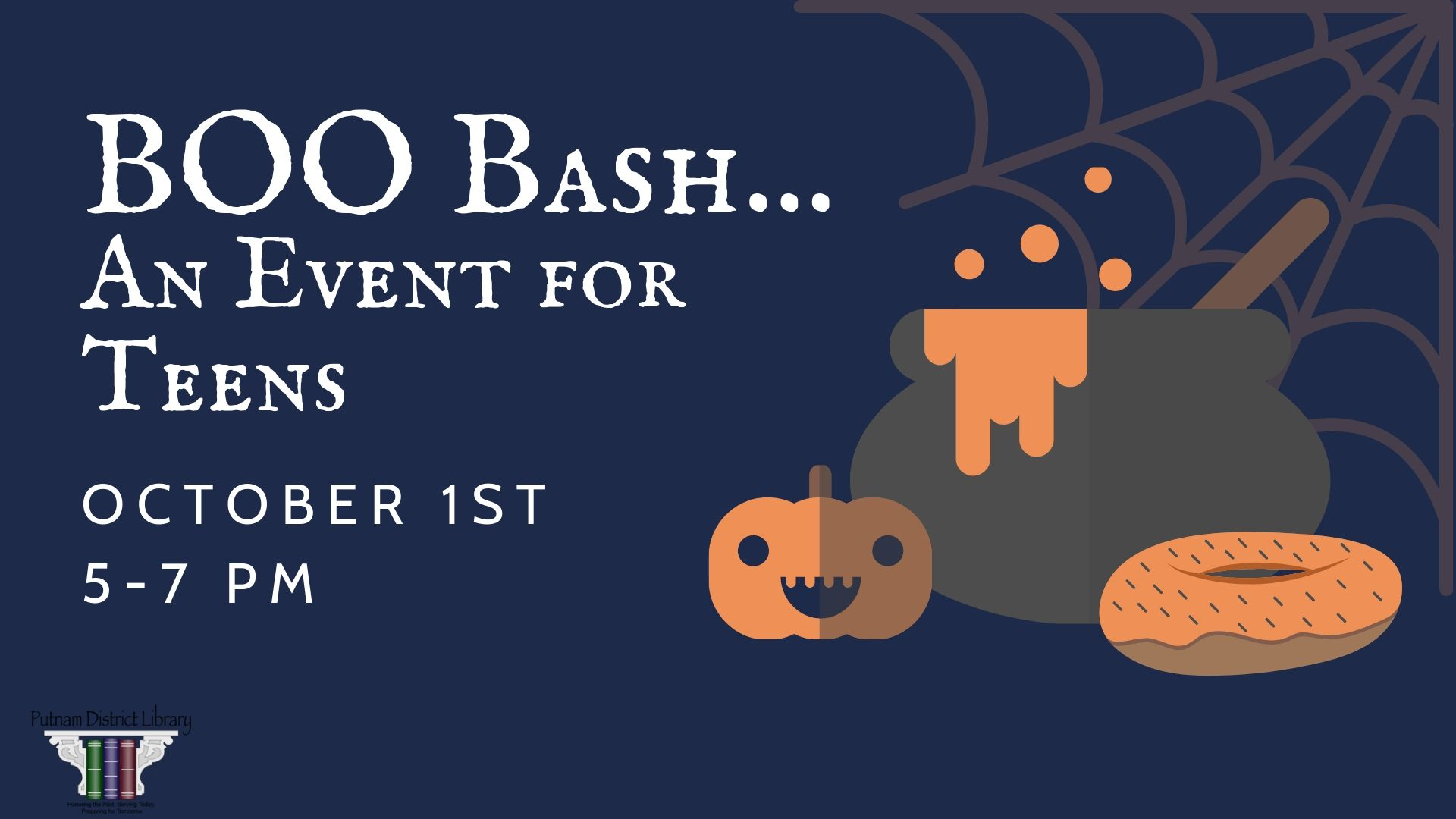 Boo Bash: An Event for Teens