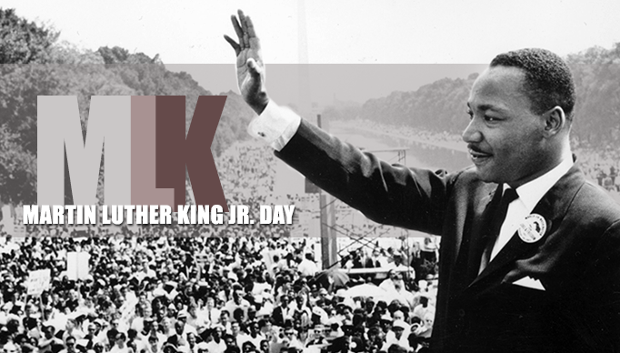 Library Closed for MLK Day