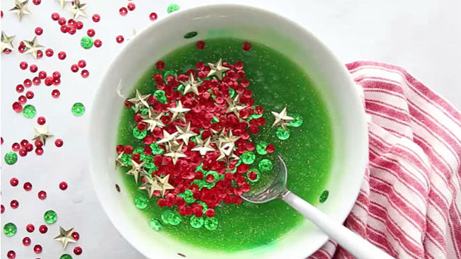 Teen Maker Monday: Holiday Slime