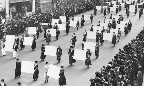 Smart Towns: The Flawed Victory of Women's Suffrage