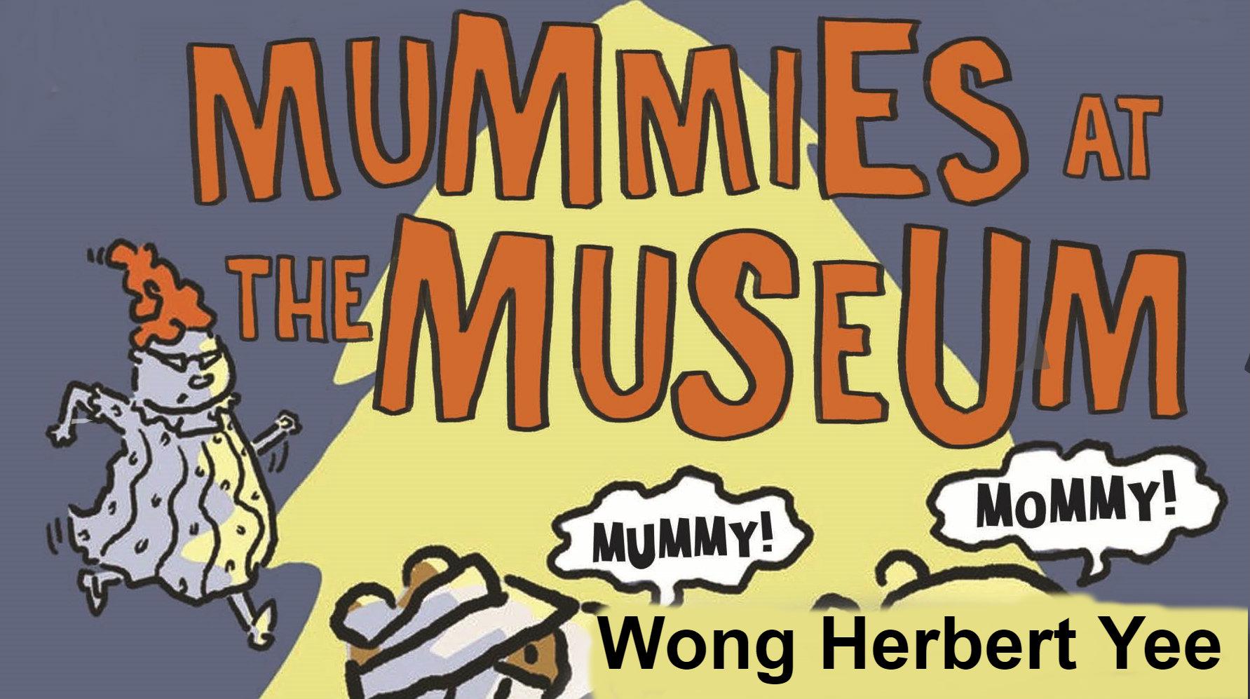 Wong Herbert Yee Book Launch!