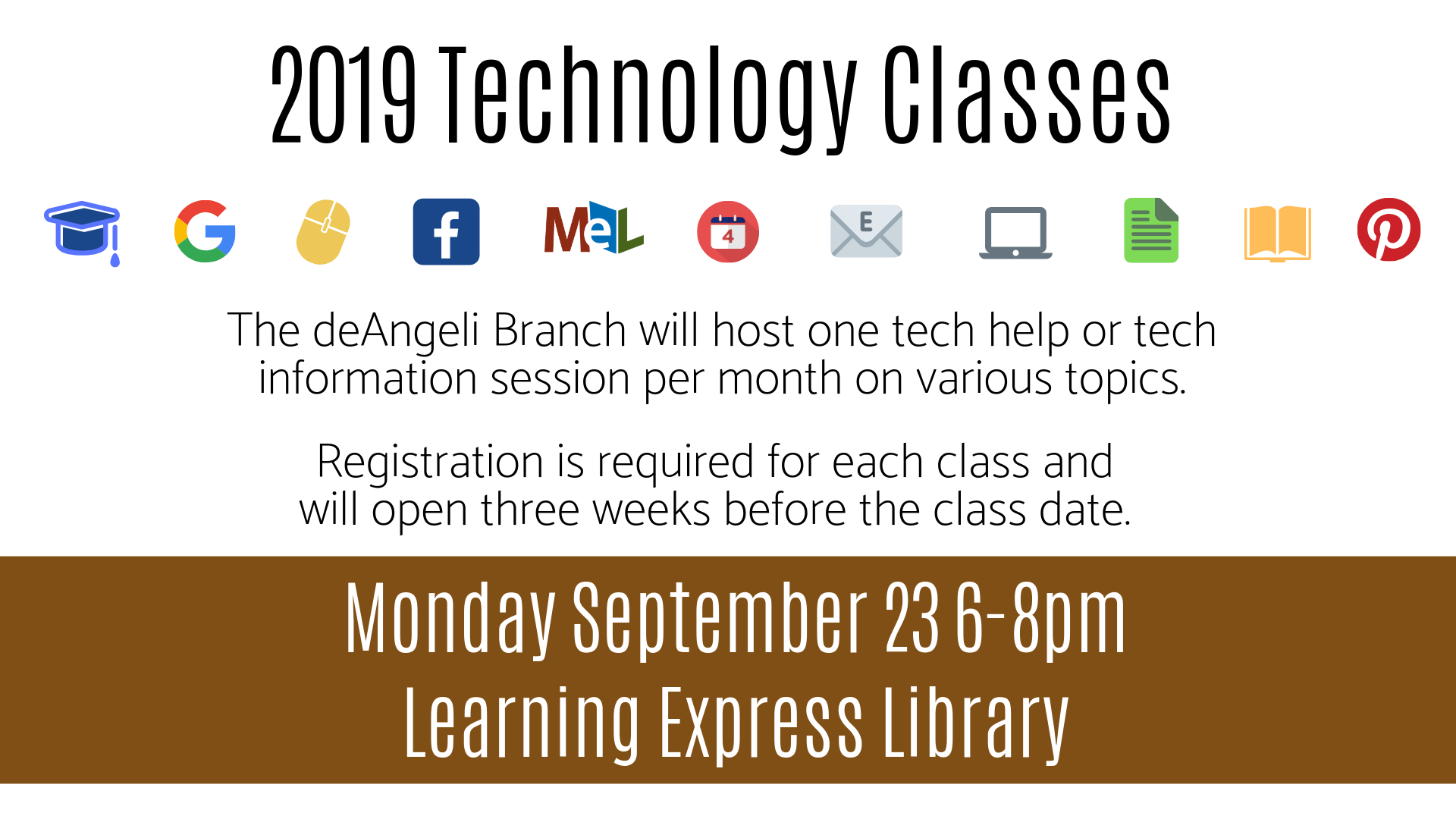 Learning Express Library Technology Session