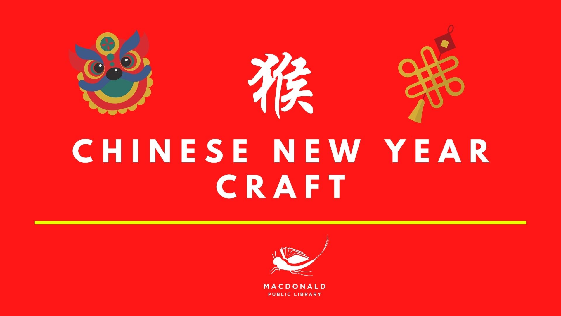 Facebook Live: Chinese New Year Craft