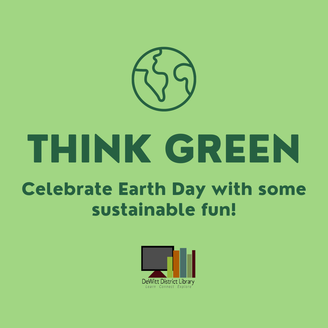 Think Green: Spring Sustainability Series Begins