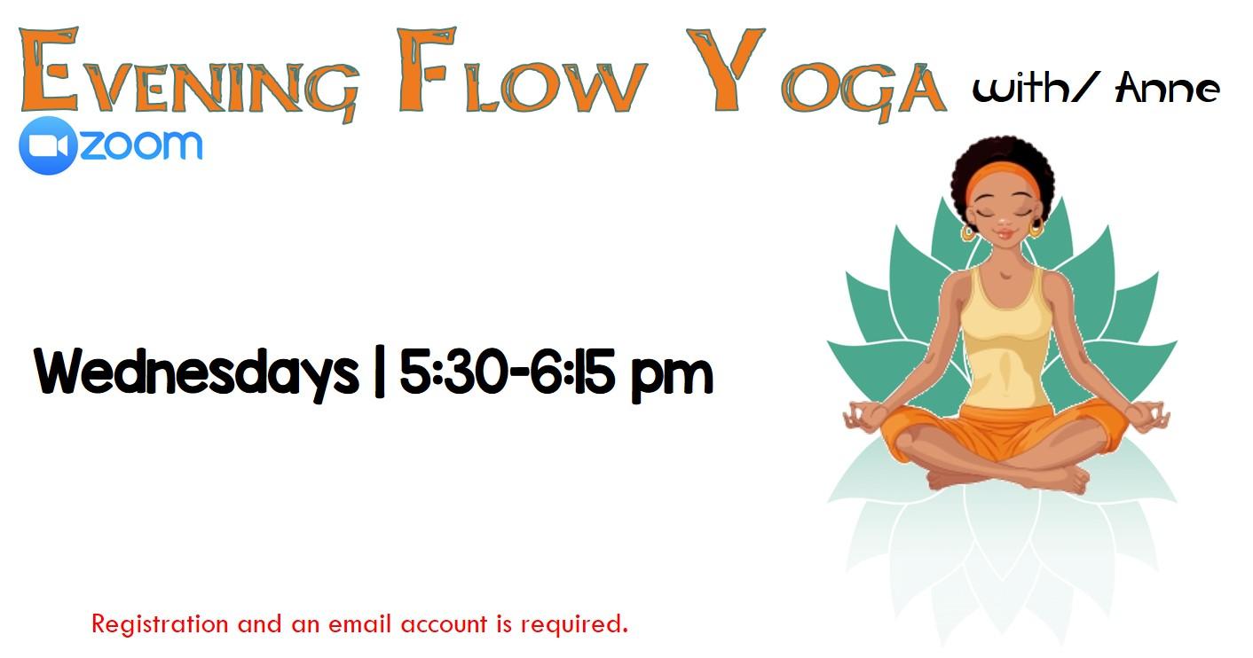 Virtual Evening Flow Yoga