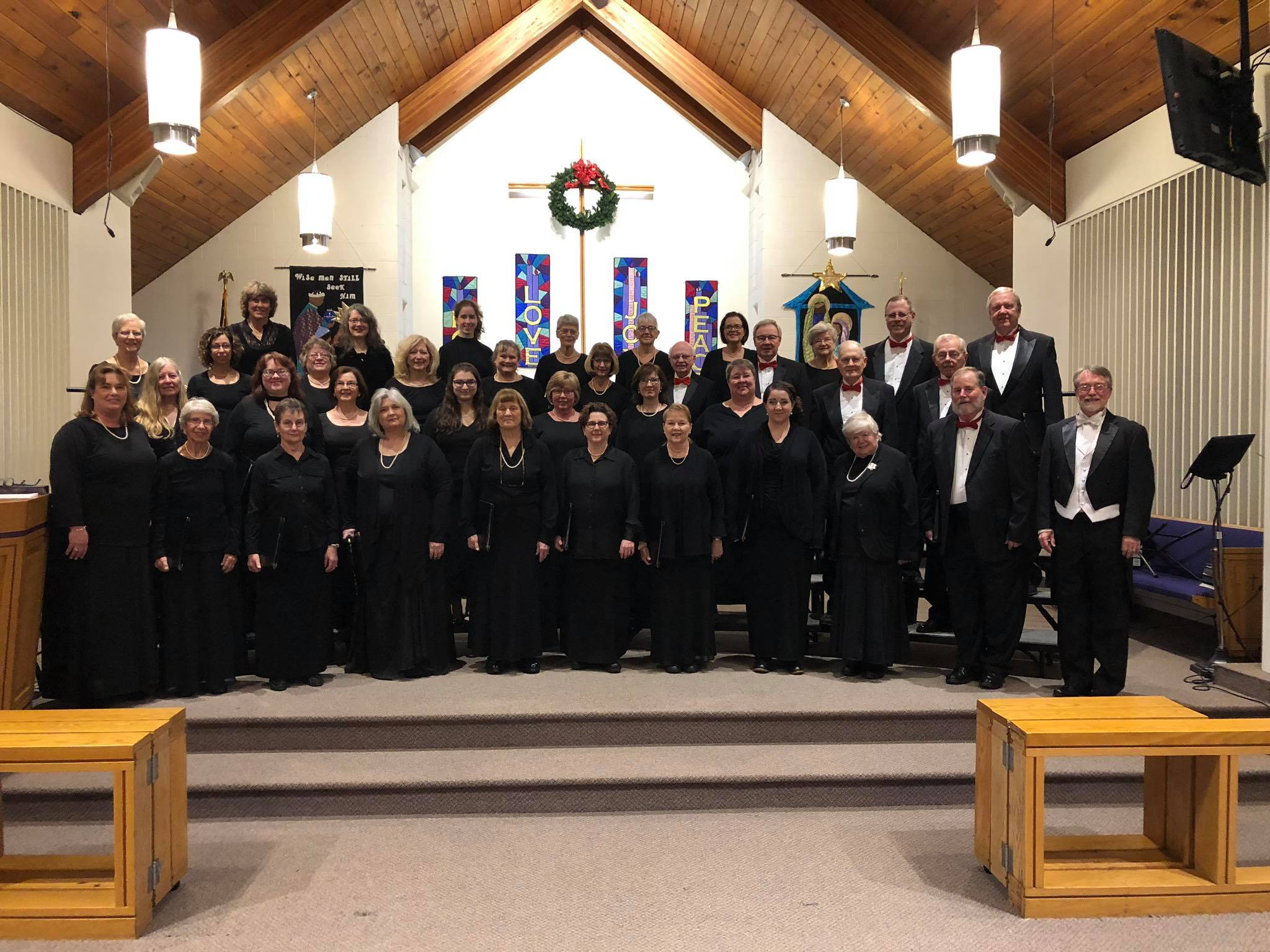 Lapeer County Concert Choir Spring Concert