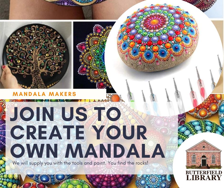 Mandala Workshop - this session postponed
