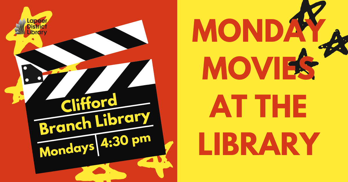 Monday Movies - Clifford