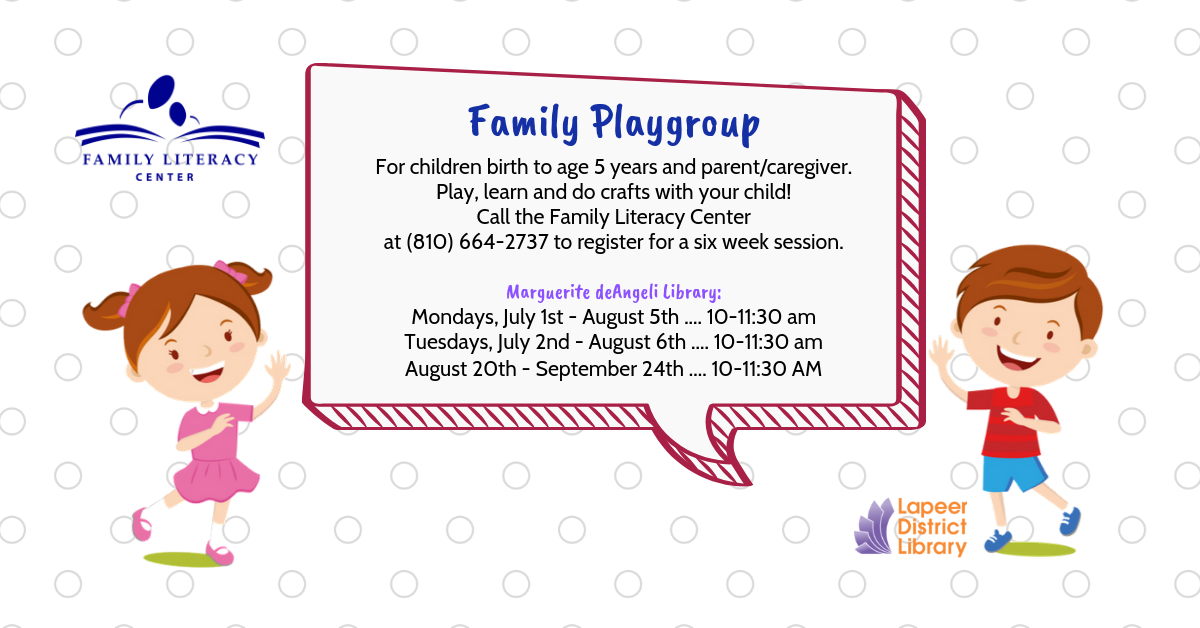 Family Playgroup