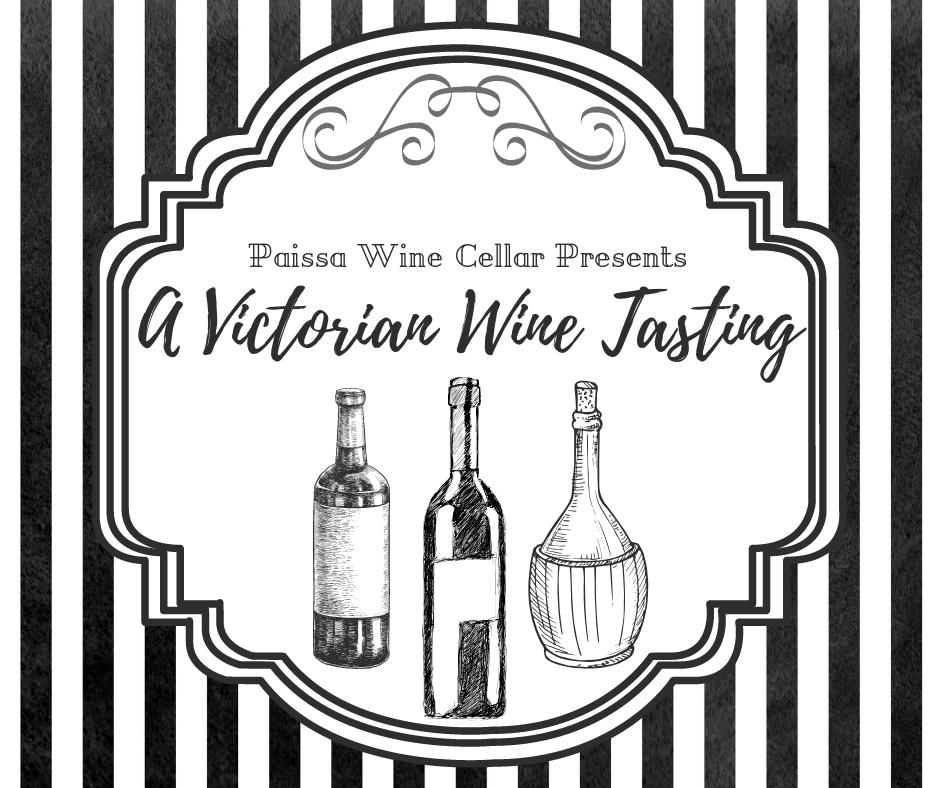 Victorian Holiday Dinner/Tasting