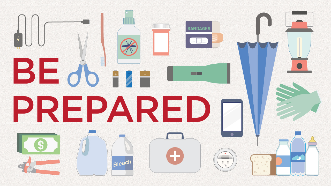 Emergency Preparedness with Chriss - Sunday, October 20, 2019, 12:00 PM -  Lyon Township Public Library - LocalHop