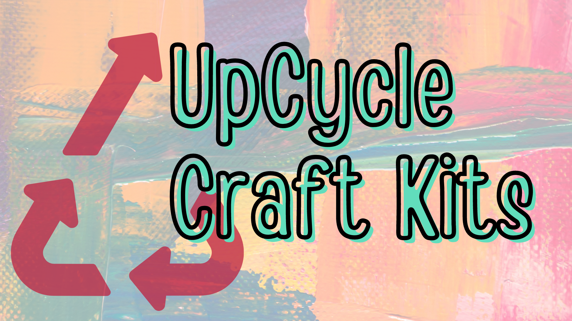 UpCycle Craft Kits: Cereal Boxes