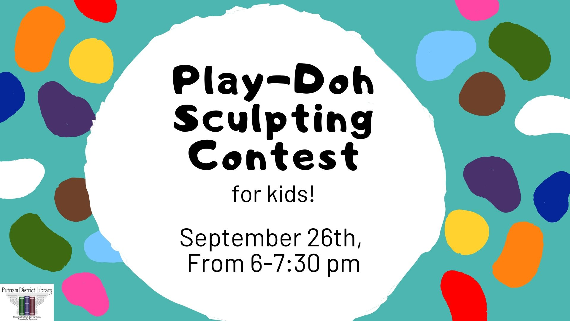 Play-Doh Sculting Contest for Kids!