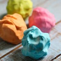 Family Fun STEM: Play Clay Dough