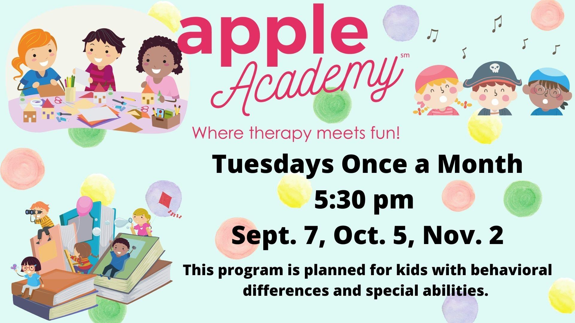 Apple Academy with BPI: Canceled