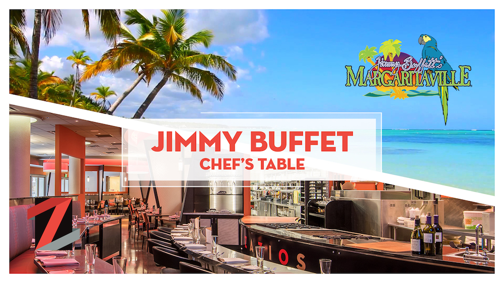 Jimmy Buffett Chef's Table