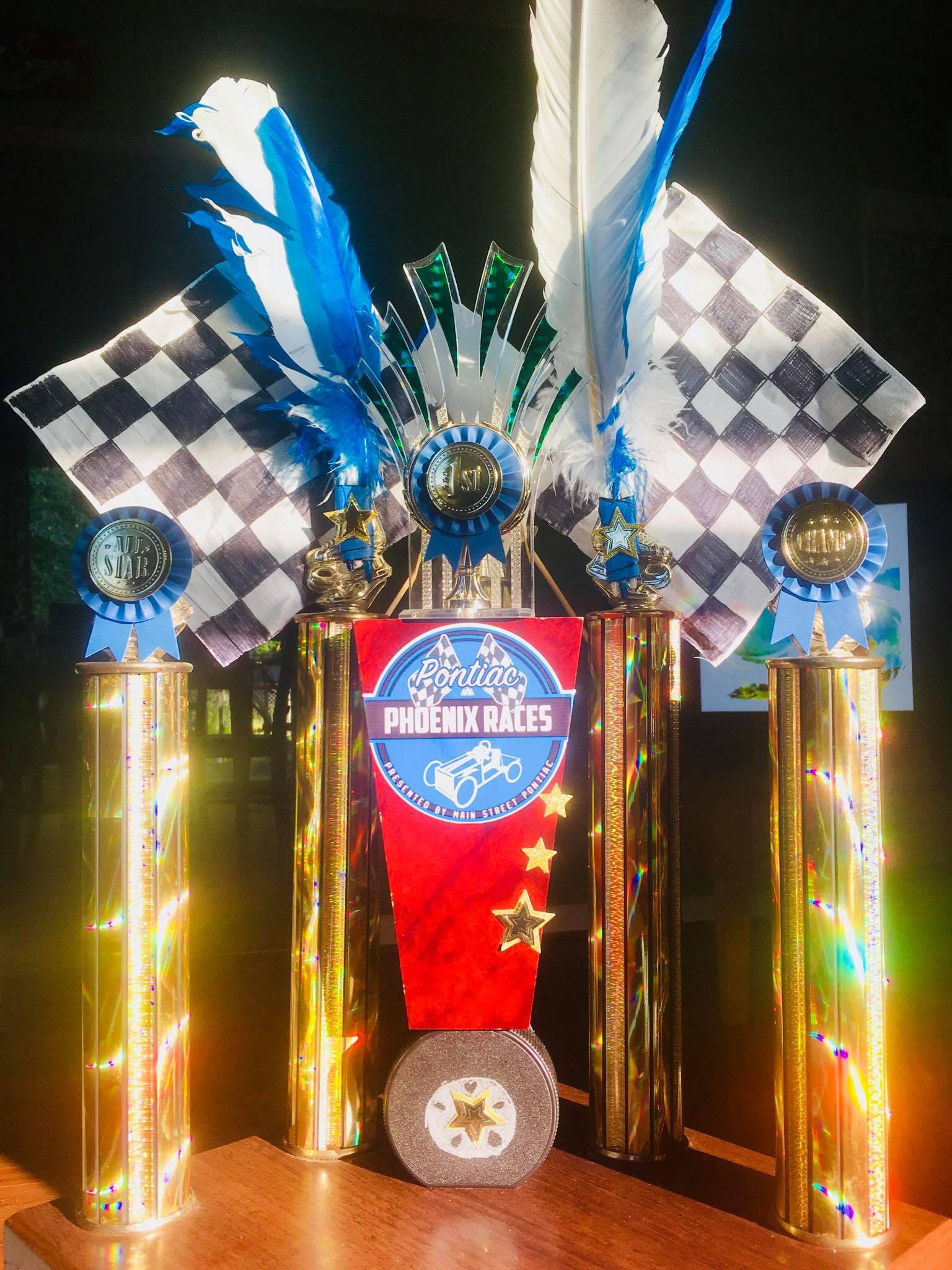Pontiac Phoenix Races -Adult Races