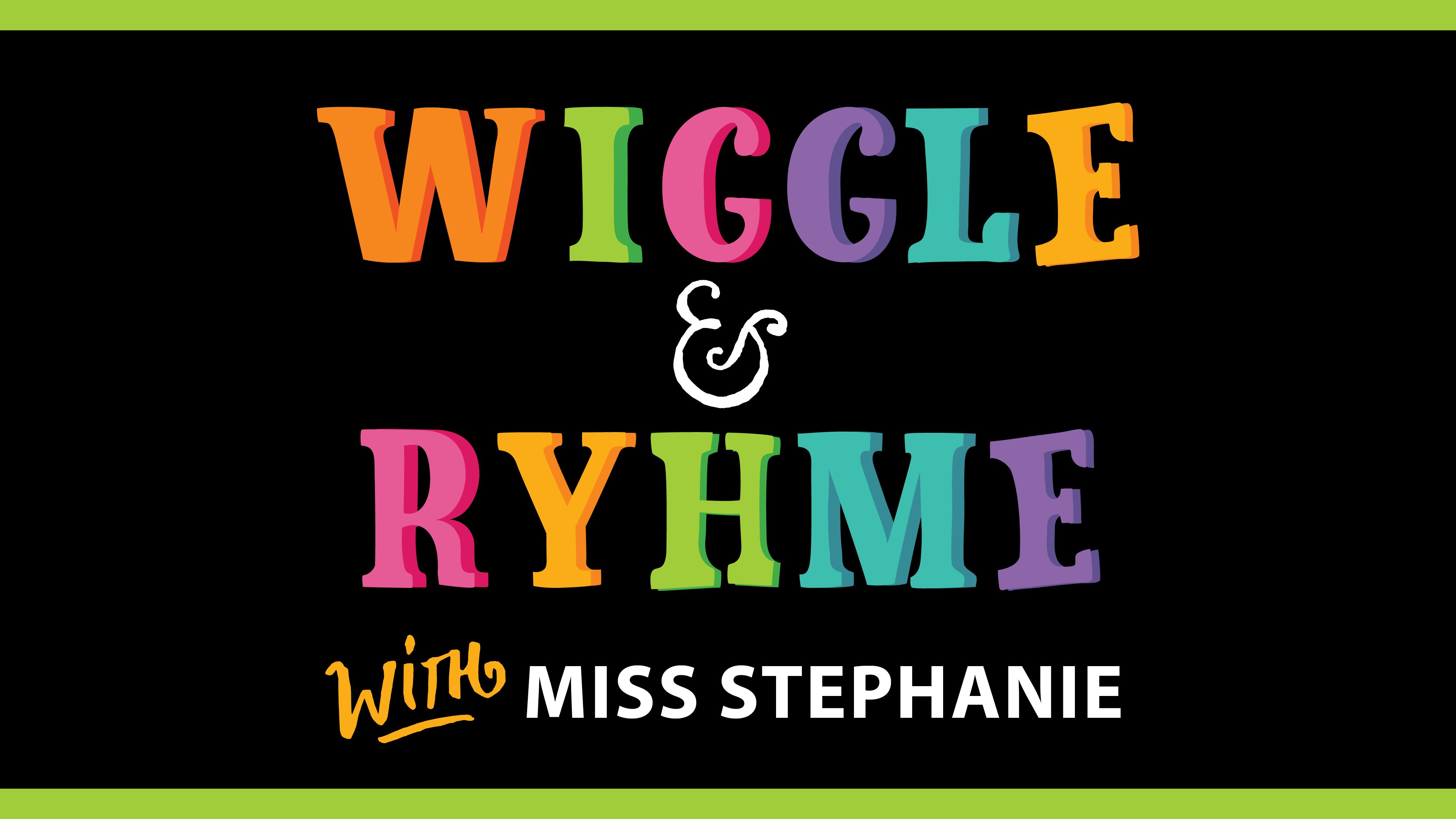 Wiggle & Rhyme Live!